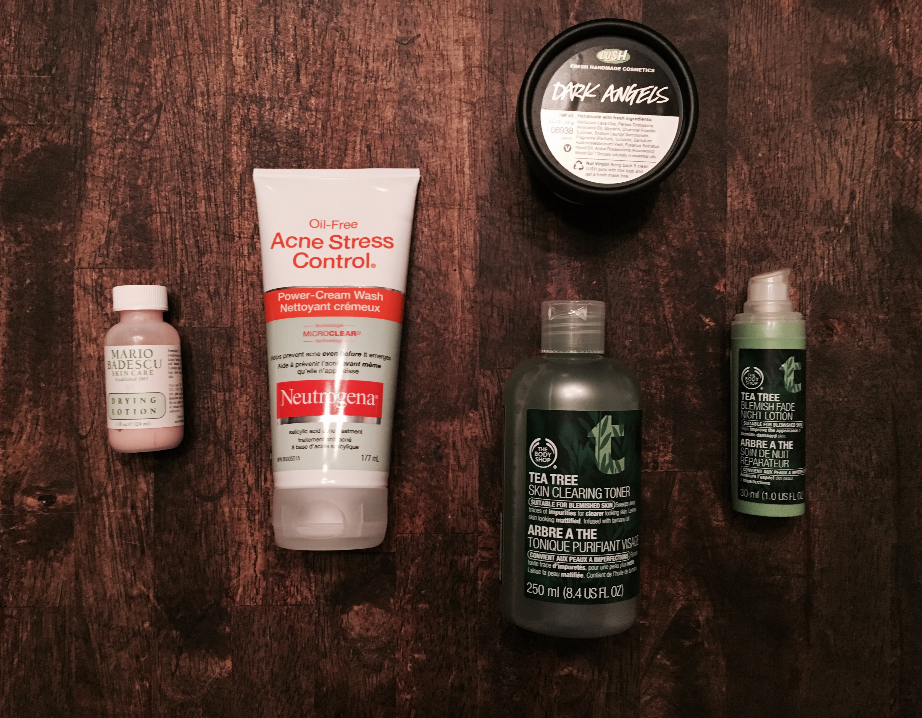 The Products I Use To Get Rid Of Acne And Acne Scars